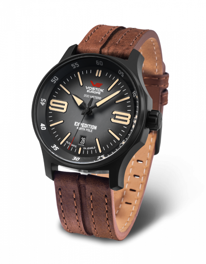 pánske hodinky Vostok-Europe EXPEDITION Compact NH35/592C554