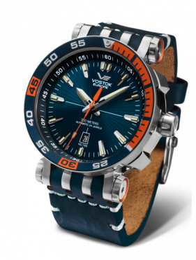 pánske hodinky Vostok-Europe ENERGIA Rocket Stainless steel line NH35/575A279